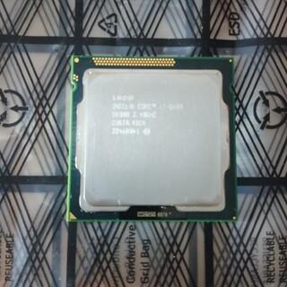 CPU i7/2600