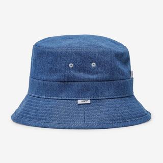 W)taps - BUCKET 01 /  HAT / COTTON. DENIM Sサイズ