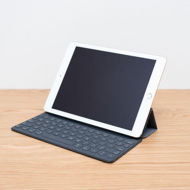 Apple(アップル)のiPad Pro 9.7インチ Wi-Fiモデル 32GB MLMQ2J/A スマホ/家電/カメラのPC/タブレット(タブレット)の商品写真