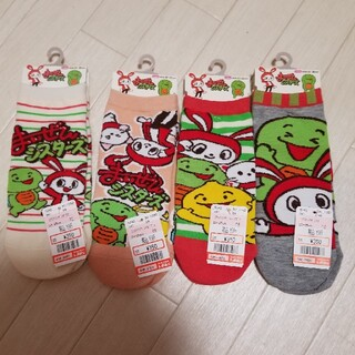 シマムラ(しまむら)の新品 まいぜん シスターズ くつした 靴下 セット (ソックス)