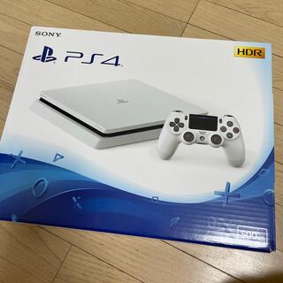 PlayStation4 - 【箱のみ】プレイステーション4 CUH-2200A ホワイト 箱