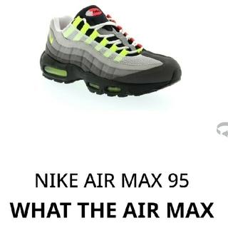 NIKE - NIKE AIR MAX 95 WHAT THE 28