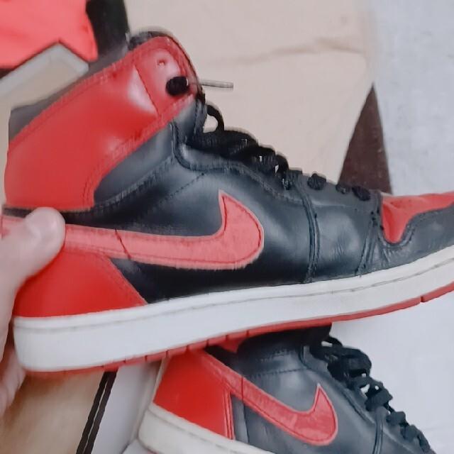 NIKE(ナイキ)のエアジョーダン1 レトロハイ 2001 メンズの靴/シューズ(スニーカー)の商品写真
