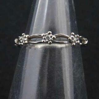 スタージュエリー(STAR JEWELRY)のスタージュエリーK 18&ダイヤモンドリング(リング(指輪))