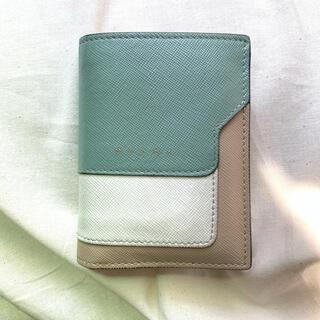Marni - Marni 財布 TRUNK 2つ折り財布