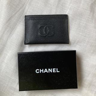 CHANEL - シャネル カードケース  icケース