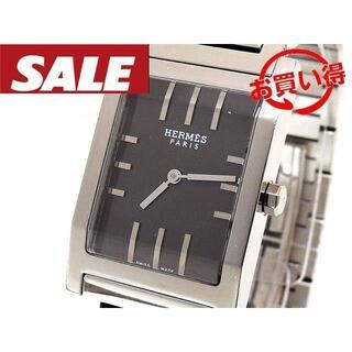 エルメス(Hermes)の電池交換済み エルメス 時計 ■ TA1.710 タンデム スクエア(腕時計(アナログ))