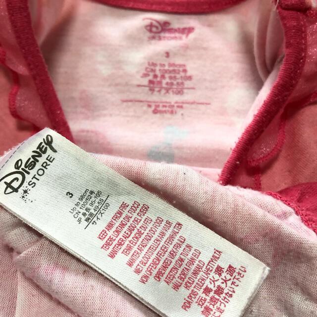 Disney(ディズニー)のディズニーストア OLDNAVY ディズニーセット キッズ/ベビー/マタニティのキッズ服女の子用(90cm~)(Tシャツ/カットソー)の商品写真