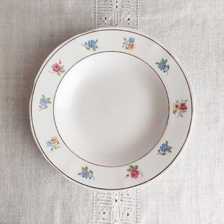 アラビア(ARABIA)の*arabia flower ❀ mini soup plate  深皿(食器)