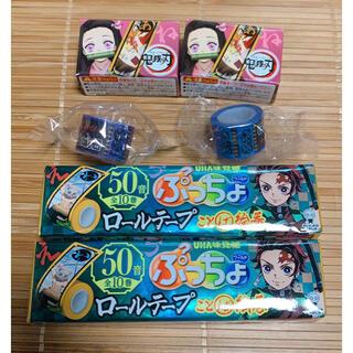 ユーハミカクトウ(UHA味覚糖)のぷっちょ ロールテープ付き(菓子/デザート)
