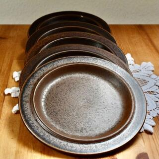 アラビア(ARABIA)の【RS2105-L8】やや訳あり 5枚セット アラビア 20cmプレート(食器)