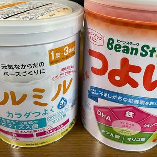 森永乳業 - チルミル つよいこ ミルク缶セット