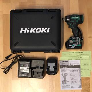 ヒタチ(日立)の【HiKOKI】コードレスインパクトレンチ WR36DC(工具/メンテナンス)