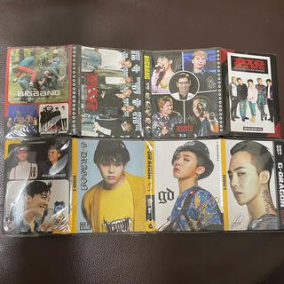 BIGBANG - BIGBANG 付箋 メモ帳 2点セット グッズ