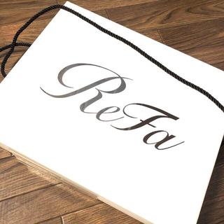 リファ(ReFa)のおっとっと様専用リファ♡Refa ドライヤー ホワイト 早い者勝!(ドライヤー)