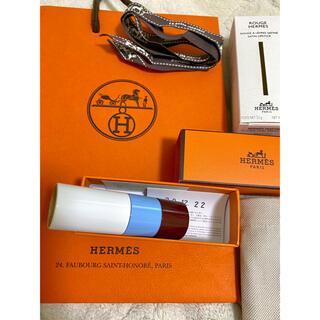 エルメス(Hermes)のルージュエルメス 45 サティネ ローズ・オンブレ(口紅)