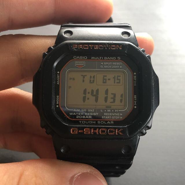 G-SHOCK(ジーショック)のg-shock gw-m5600r 時計 メンズの時計(腕時計(デジタル))の商品写真