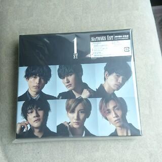 新品未開封 sixTONES 1ST(初回盤B/音色盤)CD+DVD