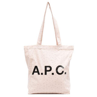 A.P.C - A.P.C. アーペーセー ロゴトートバッグ エコバッグ