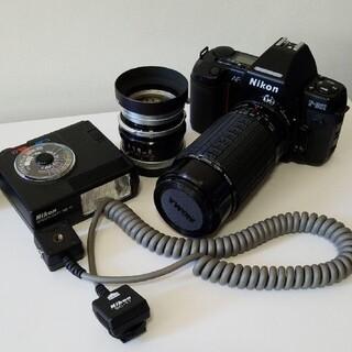 ニコン(Nikon)のジャンクカメラまとめ(フィルムカメラ)