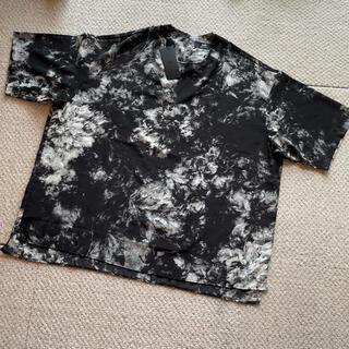 ハレ(HARE)の新品 HARE ambiguousプルオーバー トップス(Tシャツ/カットソー(半袖/袖なし))