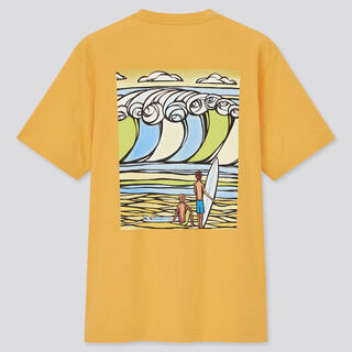 ユニクロ(UNIQLO)のUNIQLO  ×  HeatherBrown (Tシャツ/カットソー(半袖/袖なし))