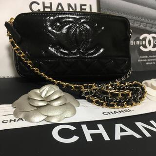 CHANEL - 超美品♡シャネル 最新作 チェーンショルダー バッグ 30番台 正規品