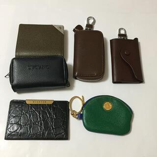 レノマ(RENOMA)の財布、コイン入れ、キーケース等6点セット♡お買い得(キーケース)