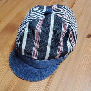 マーキーズ(MARKEY'S)のOCEAN & GROUND 柄 帽子 44cm-46cm(帽子)