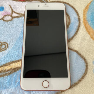 Apple - iPhone8plus 256GB Gold ジャンク品