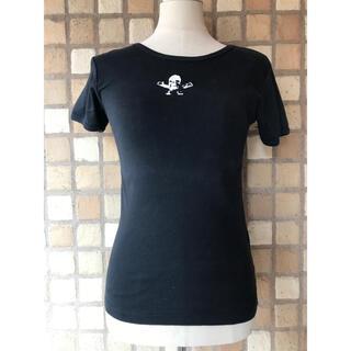 クロムハーツ(Chrome Hearts)のクロムハーツ ブラック Tシャツ スカル OO25(Tシャツ(半袖/袖なし))