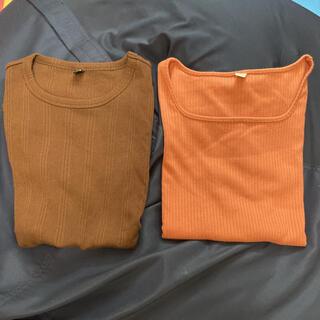 ユニクロ(UNIQLO)のUNIQLO トップス セット(Tシャツ(長袖/七分))