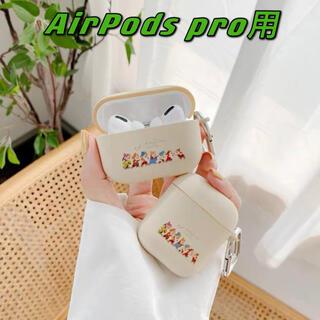 AirPods pro用ケースカバー 大人気 キャラクター