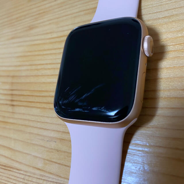 Apple Watch(アップルウォッチ)の2年保証付 Apple Watch series 6 44mm GPS メンズの時計(腕時計(デジタル))の商品写真
