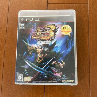 CAPCOM - モンスターハンターポータブル 3rd HD Ver. PS3