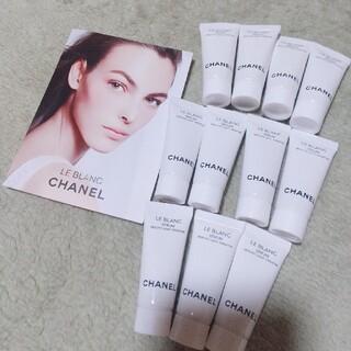 シャネル(CHANEL)のCHANEL ルブラン 美容液 ルブランセラムHLCS(美容液)