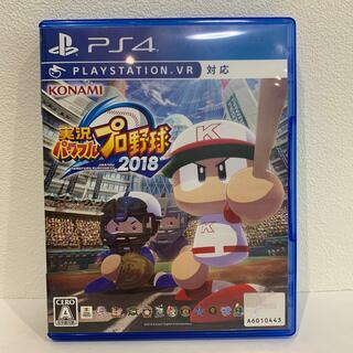 KONAMI - 実況パワフルプロ野球2018 PS4