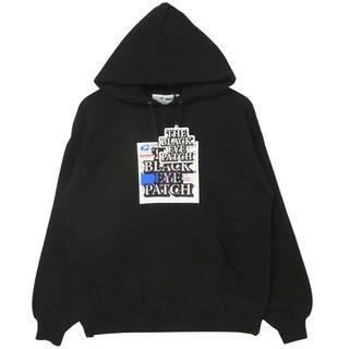 Supreme - THE BLACK EYE PATCH パーカー XLサイズ