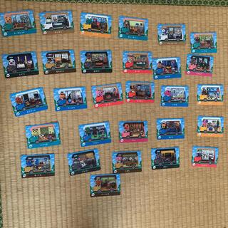 ニンテンドースイッチ(Nintendo Switch)のamiibo+29枚まとめ売り(カード)