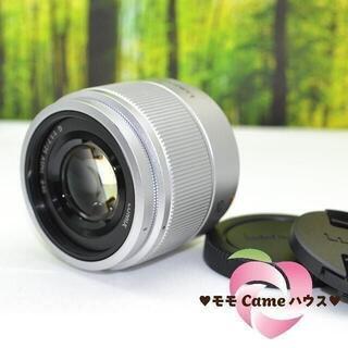 パナソニック(Panasonic)のルミックス G VARIO 25mm☆標準単焦点レンズ☆1647-1(レンズ(単焦点))