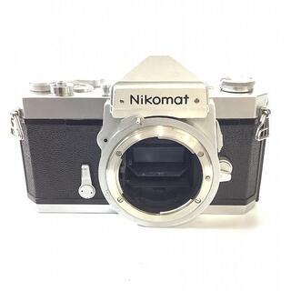 ニコン(Nikon)のニコン Nikomat FT シルバー フィルム一眼レフカメラ ボディ(フィルムカメラ)