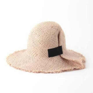イエナ(IENA)のなな様専用!イエナLa Maison de Lyllis 麦わら帽子ハット(麦わら帽子/ストローハット)