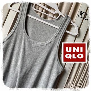 UNIQLO - UNIQLOインナー タンクトップ 下着