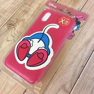ディズニー(Disney)のミニー iPhoneXR スマホケース DN588B(iPhoneケース)