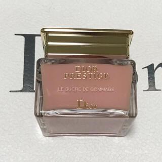 ディオール(Dior)の【未使用品】ディオール Diorプレステージ ル ゴマージュ〈洗顔料〉150ml(ゴマージュ/ピーリング)