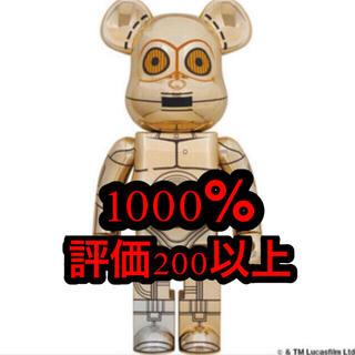 MEDICOM TOY - medicom toy BE@RBRICK C-3PO(TM) 1000%