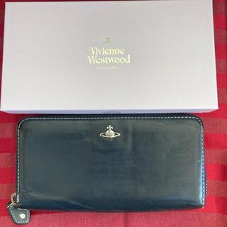 ヴィヴィアンウエストウッド(Vivienne Westwood)のVivienne Westwood【ヴィヴィアンウエストウッド】ラウンド長財布(長財布)