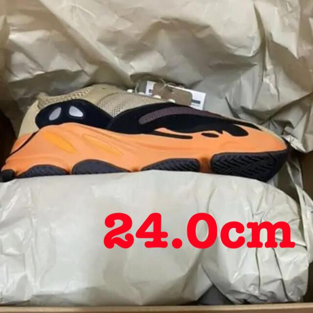 adidas(アディダス)のADIDAS YEEZY BOOST 700 24.0 イージー アディダス メンズの靴/シューズ(スニーカー)の商品写真