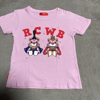 ロデオクラウンズワイドボウル(RODEO CROWNS WIDE BOWL)のロディTシャツ(Tシャツ/カットソー)