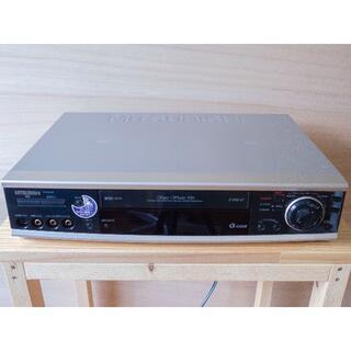 三菱 - MITSUBISHI S-VHSビデオデッキ HV-SX200